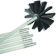 Dryer Vent Duct Cleaning Kit 20 feet Long Clear Clean Cleaner Remover Lint Brush