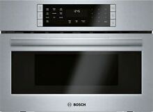 NEW  Bosch 800 Series HMC87152UC 27  Speed Oven with Microwave