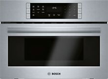 NEW  Bosch 800 Series HMC80152UC 30  Speed Oven with Microwave