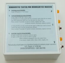 Diagnostic Tester for Modular Ice Makers  IMT1