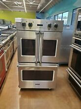 Viking 7 Series 30  French Door Double Wall Oven   VDOF7301SS