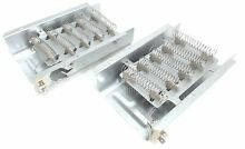 279838  Dryer Heating Element 2 Pack fits Roper  Kenmore  Whirlpool