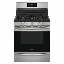 FRIGIDAIRE FGGF3036TF Oven Range Natural Gas Stainless Steel