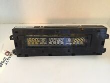 General Electric Range Double Wall Oven Electronic Control Board WB27T10429