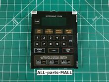 GE Microwave Oven Control Panel WB27X5306 394D586  was tested