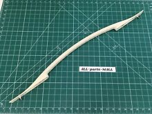 GE Ivory Range Handle WB15K5109  Has one small defect   see photos