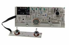 GE Washer Control Board ASM Mounted Genuine OEM Part WH12X10439