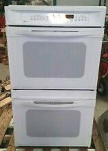 GE Profile double oven electric works great