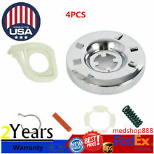 4PCS 285785 Washer Washing Machine Transmission Clutch for Whirlpool Kenmore USA