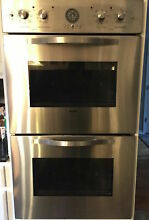 Viking Professional 30 inche Double Electric Convection Oven DEDO205SS