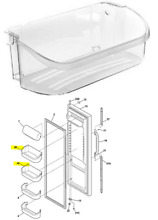 Fresh Door Upper Bin Shelf 240356402 Frigidaire FFSS2625TS0 FGUS2632LE2 Fridge