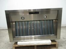 Best 36 Inch Stainless Canopy Pro Style Under Cabinet Range Hood K210A36SS
