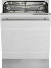 New Asko Panel Ready XXL Series D5554XXLFI 24  Fully Integrated Dishwasher  1900