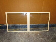 MAYTAG REFRIGERATOR GLASS COVER PART  67006704