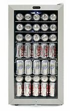 Whynter BR 128WS Lock  120 Can Capacity  Stainless Steel Beverage