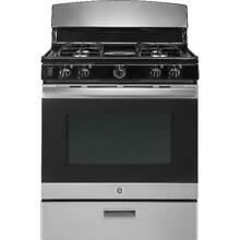 General Electric GE 30  Free Standing Gas Range  Stainless Steel