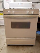 Whirlpool Range Oven  Self Cleaning  Natural Gas  With Burners