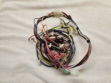 Frigidaire Electric Dryer Wire Harness  part   134394200 Used FREE SHIPPING