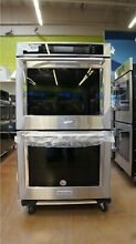 KitchenAid 30  Stainless Steel Electric Double Wall Oven