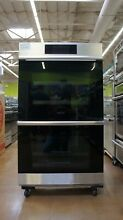 DACOR DOB30M9 30  Stainless Steel Electric Double Wall Steam Oven   WiFi