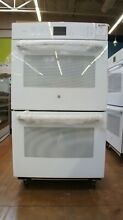 GE Profile 30  Electric Double Wall Oven   PT7550DFWW   10 cu ft  Total Capacity