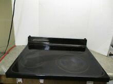 GE RANGE GLASS STOVE TOP PART   WB62T10480