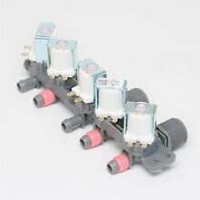 Choice Parts AJU73213301 for LG Washing Machine Water Valve 5 Coils