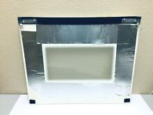 Whirlpool  Single Wall Oven Model RBS275PDT16 Front Glass Door and Handle Only