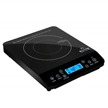 Duxtop Portable Induction Cooktop  Countertop Burner Induction Hot Plate with