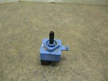 GE WASHER DRYER COMBO SELECTOR SWITCH PART  WH12X10098