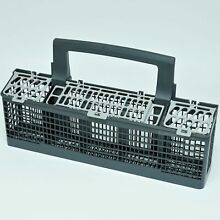 General Electric WD28X24469 Dishwasher Gray Silverware Basket Assembly GE