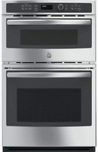 Double Wall Oven Microwave Countertop Stainless Steel New