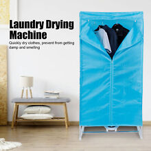 Clothes Drying Machine 1000W Portable Electric Air Heater Rack Laundry Dryer