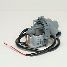Choice Parts WH23X27419 for GE Washing Machine Drain Pump Clothes Washer