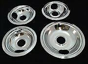Range Top Drip Pans for Whirlpool  Sears  3 of 3150246  1 of 3150247  WPDP31