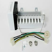 4317943 Refrigerator Icemaker Ice Maker for Whirlpool Kenmore Kitchenaid NEW