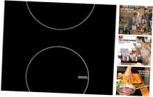 12  Built in Induction Cooktop   Chef IH30BF 240V 12 inch 19 7  x 10 7