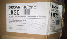 Broan NuTone LB30 30  Liner For Pm250   Pm390