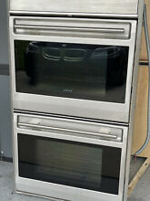 Wolf Double Convection  built in wall oven Model D030F S