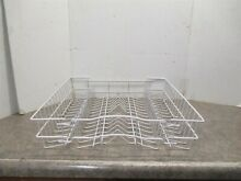 GE DISHWASHER UPPER RACK  NEW W OUT BOX SCRATCHED CURVED  PART  WD28X10210