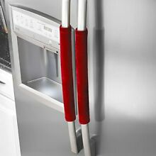 Refrigerator Door Handle Covers  Keep Your Kitchen Appliance Clean from Smudges