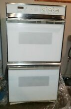 Whirlpool Double Wall Oven Vintage Retro Works Perfectly PICK UP