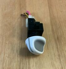 Whirlpool Washer Temperature Switch 3950344 7 POS SW w Knob TESTED