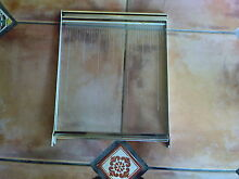 WHIRLPOOL REFRIGERATOR GLASS SHELF 1110739 2173421