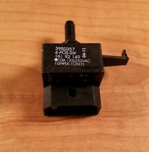2 Whirlpool Kenmore maytag washer temperature selector switches   3950357
