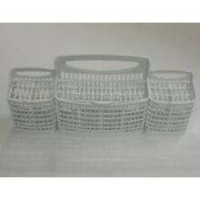 Replacement Dishwasher Silverware Basket fits Kenmore Dishwashers 5304507404