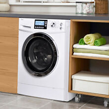 New Midea 2 0 Cu  Ft  Combination Washer Dryer Combo Ventless