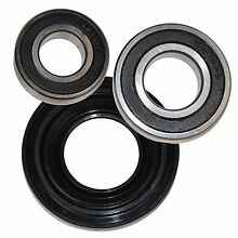 HQRP Bearing   Seal Kit for Whirlpool Duet Sport WFW8200TW01 WFW8300SW0 Washer
