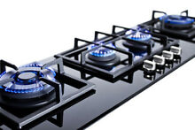 Summit Appliance Summit 43  Gas Cooktop with 4 Burners