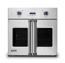 Viking 30  French Door Single Oven  VSOF730SS